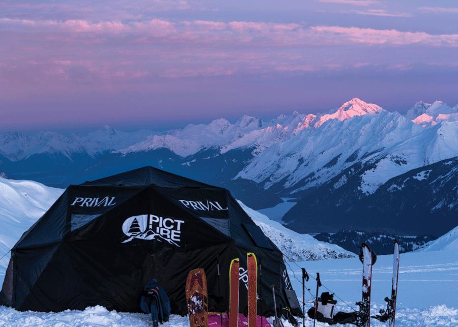 Prival-Alaska-Expeditios-Haines-Backcountry-Glacier-Camping